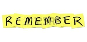 remember-written-on-yellow-sticky-notes