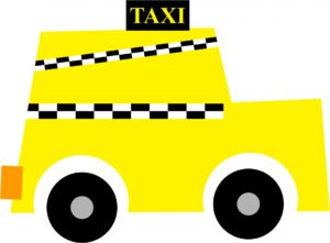 taxi-clipart
