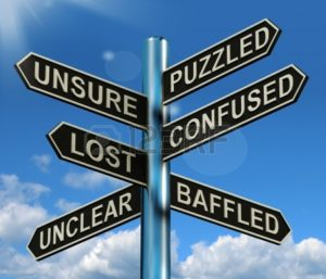confused-lost-signpost-shows-puzzling-problem